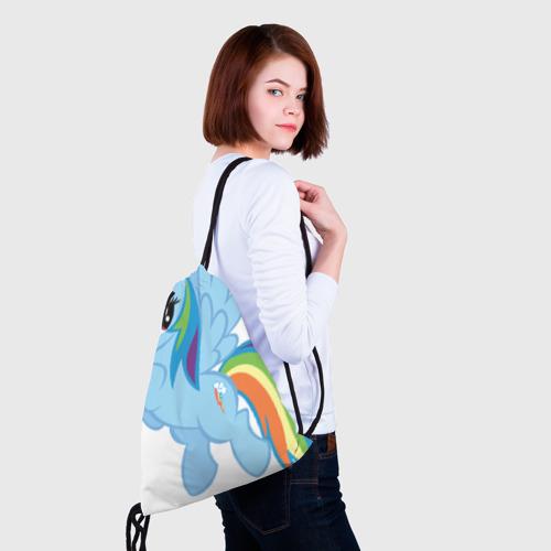 Рюкзак-мешок 3D  Фото 02, RD