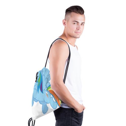 Рюкзак-мешок 3D  Фото 03, RD