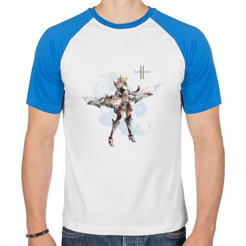 Мужская футболка реглан  Фото 01, Lineage