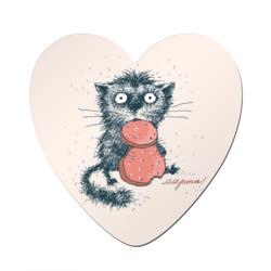 Кот с колбасой - интернет магазин Futbolkaa.ru