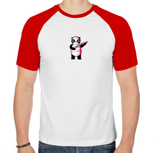 Мужская футболка реглан  Фото 01, Килер