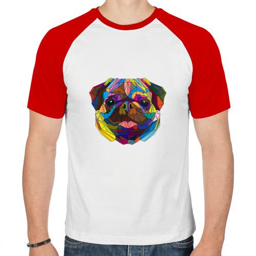 Мужская футболка реглан  Фото 01, Пиг