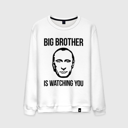 Мужской свитшот хлопок  Фото 01, Big brother