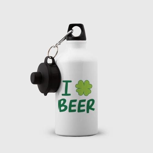 Бутылка спортивная  Фото 03, Love beer