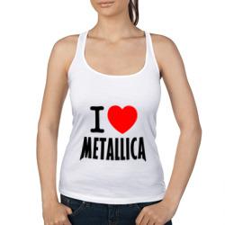 I love Metallica