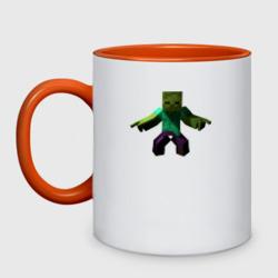 Minecraft зомби