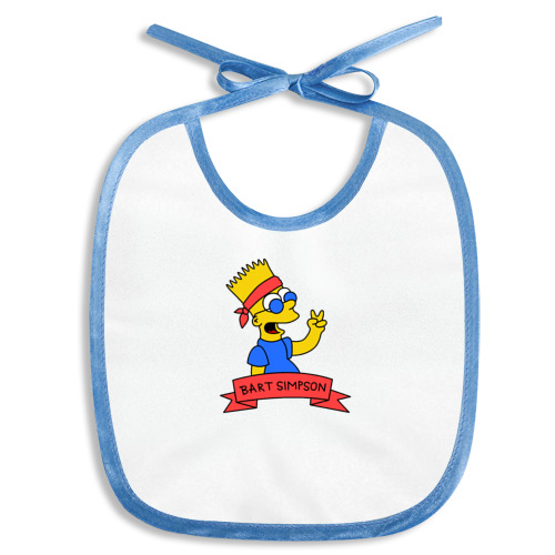 Барт Симпсон - Мир