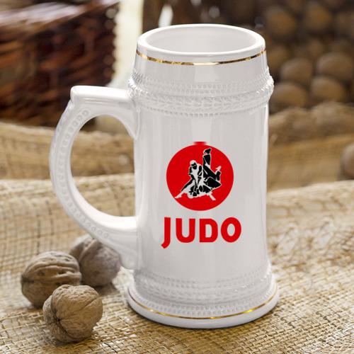 Кружка пивная  Фото 04, Judo