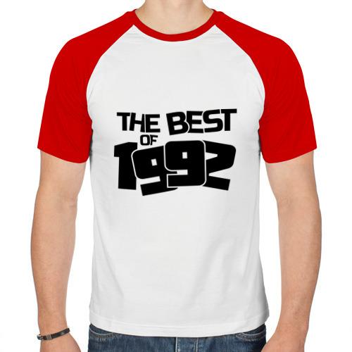 Мужская футболка реглан  Фото 01, The best of 1992