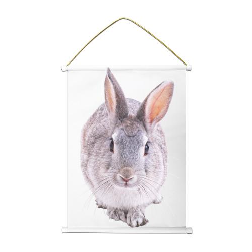 Тканевый плакат Кролик