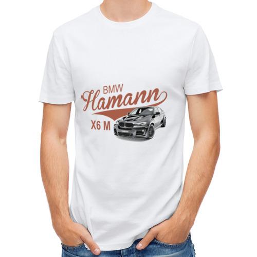 Мужская футболка полусинтетическая  Фото 01, BMW Hamann