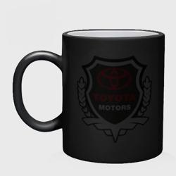Тойота моторс герб