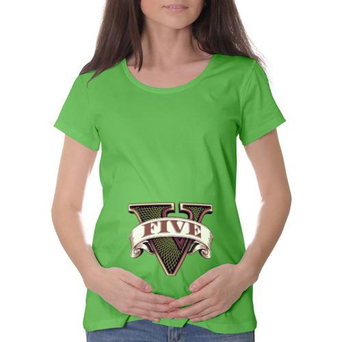 Футболка для беременных хлопок  Фото 01, GTA 5
