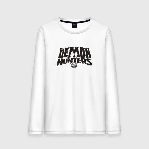 Мужской лонгслив хлопок  Фото 01, Demon Hunters
