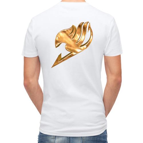 Мужская футболка полусинтетическая  Фото 02, Хвост феи