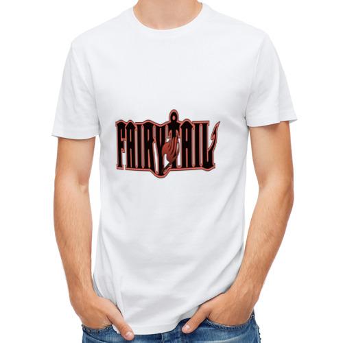 Мужская футболка полусинтетическая  Фото 01, Хвост феи