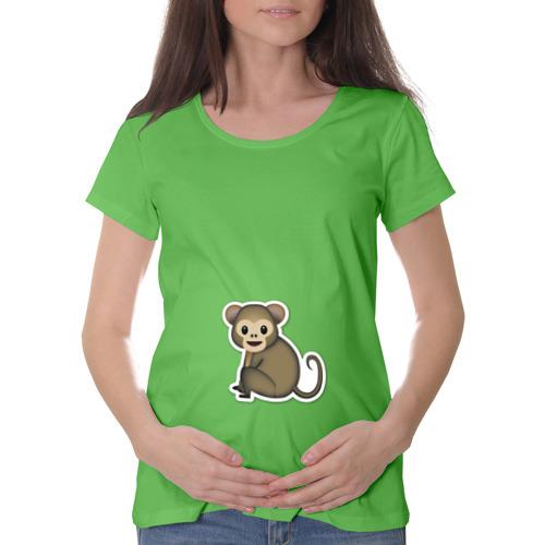 Смайл обезьянка