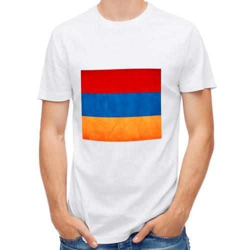 Мужская футболка полусинтетическая  Фото 01, ARM