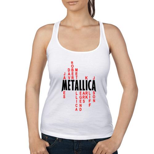 "Борцовка ""«Metallica History»"" фото 0"