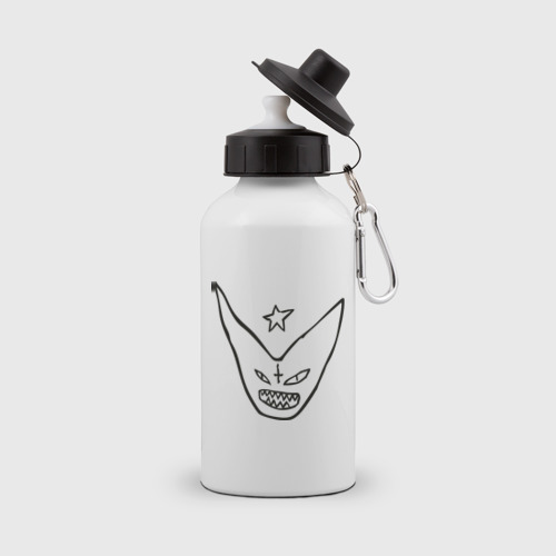 Бутылка спортивная Монстр