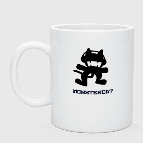 Кружка Monstercat