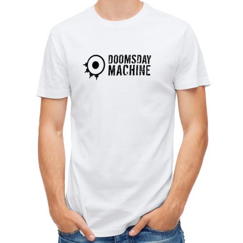 Мужская футболка полусинтетическая  Фото 01, Doomsday Machine