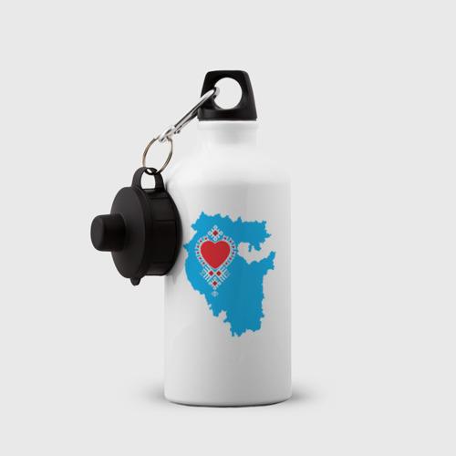 Бутылка спортивная  Фото 03, Люблю Башкирию