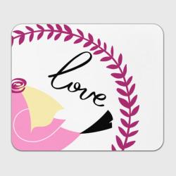 Птичка Love