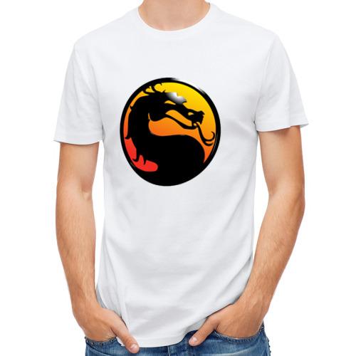 Мужская футболка полусинтетическая  Фото 01, MK