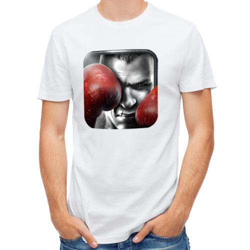 Мужская футболка полусинтетическая  Фото 01, Мухамед