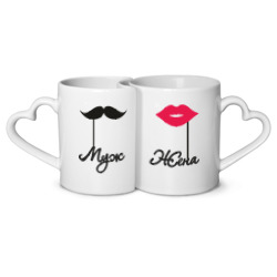 Муж и жена - интернет магазин Futbolkaa.ru