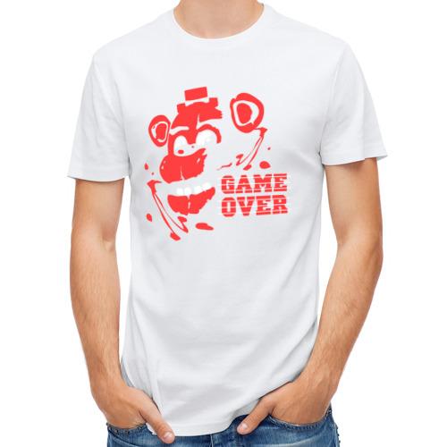 Мужская футболка полусинтетическая  Фото 01, Five Nights At Freddy's
