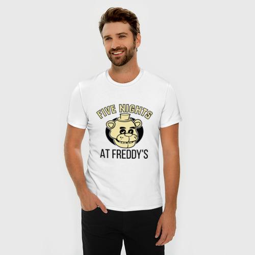 Мужская футболка премиум Five Nights At Freddy's Фото 01