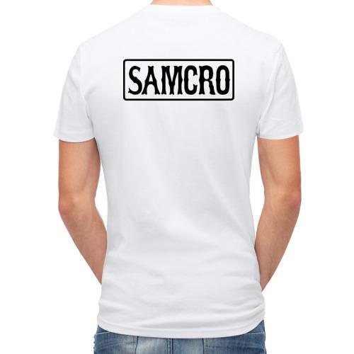 Мужская футболка полусинтетическая  Фото 02, Sons Of Anarchy