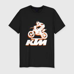 KTM белый