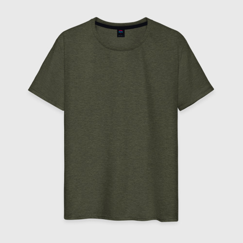 Мужская футболка хлопок Ответы на вопросы Фото 01