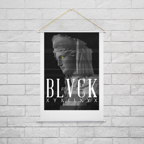 Тканевый плакат  Фото 02, BLACK