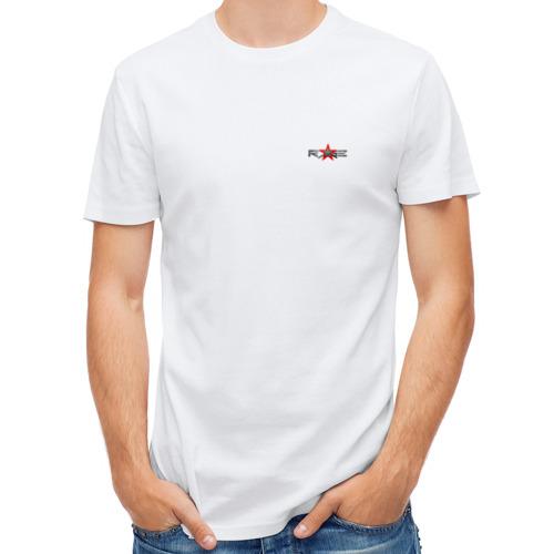 Мужская футболка полусинтетическая  Фото 01, R7GE One