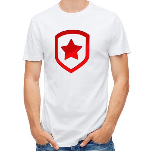 Мужская футболка полусинтетическая  Фото 01, Gambit Gaming