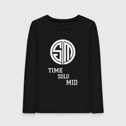 TIME SOLO MID