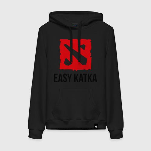 Женская толстовка хлопок Easy katka
