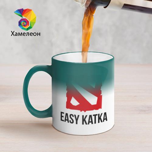 Easy katka (кружка хамелеон) фото 2