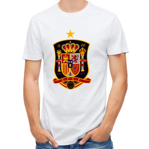 Мужская футболка полусинтетическая  Фото 01, Spain National Football