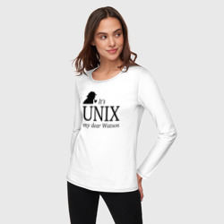 It's Unix, my dear Watson