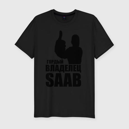 Гордый владелец Saab