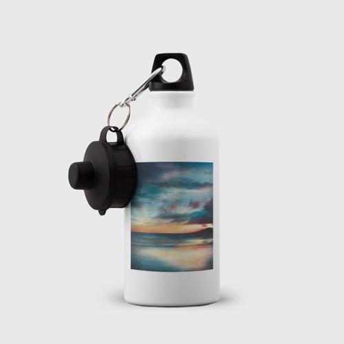 Бутылка спортивная  Фото 03, Красивое море