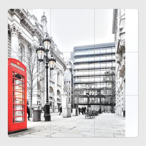 Магнитный плакат 3Х3 Лондон