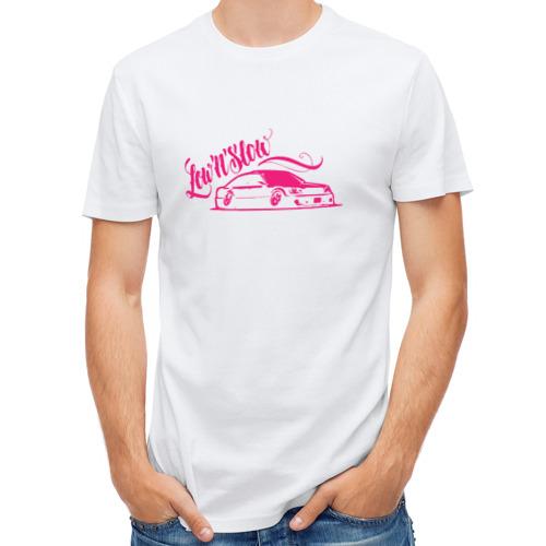 Мужская футболка полусинтетическая  Фото 01, Low'n'slow