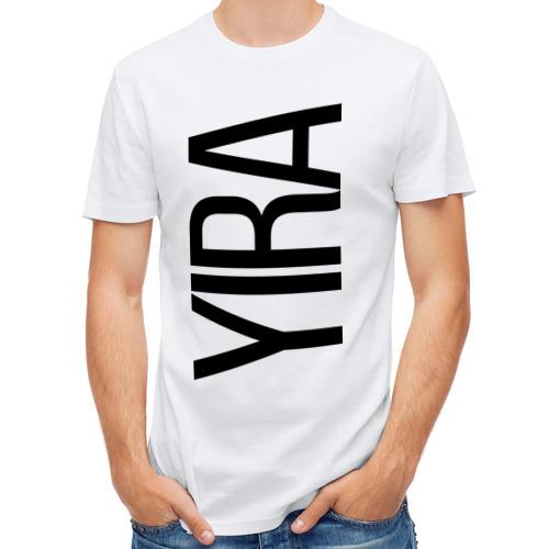Мужская футболка полусинтетическая  Фото 01, Юра