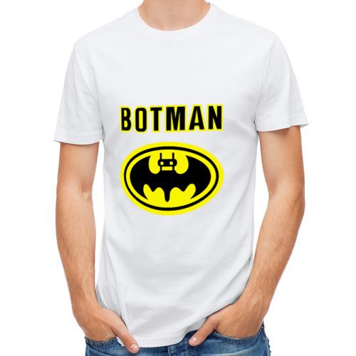 Мужская футболка полусинтетическая  Фото 01, Botman